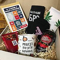 Подарочный Бокс City-A Box #16 для Мужчин Набор Для Любимого из 7 ед.