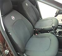 Чохли на сидіння Fiat Doblo Panorama Maxi 7 місць з 2000-09 р. в.