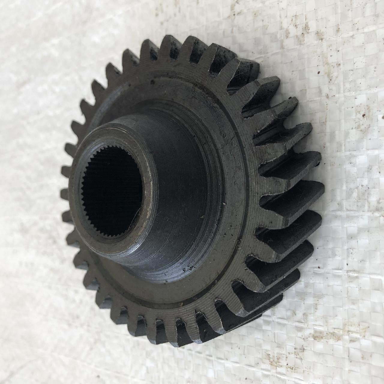 Шестерня привода вентилятора 236-1308104-Б2 двигателя ЯМЗ 236,ЯМЗ-236М2,ЯМЗ 236Д,ЯМЗ 238М