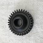 Шестерня привода вентилятора 236-1308104-Б2 двигателя ЯМЗ 236,ЯМЗ-236М2,ЯМЗ 236Д,ЯМЗ 238М, фото 3