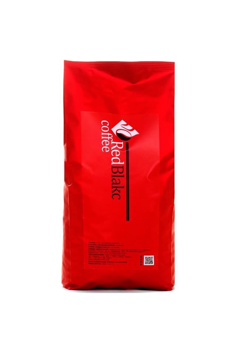 Кофе Миндаль RedBlakcCoffee в зернах 1000 г 10