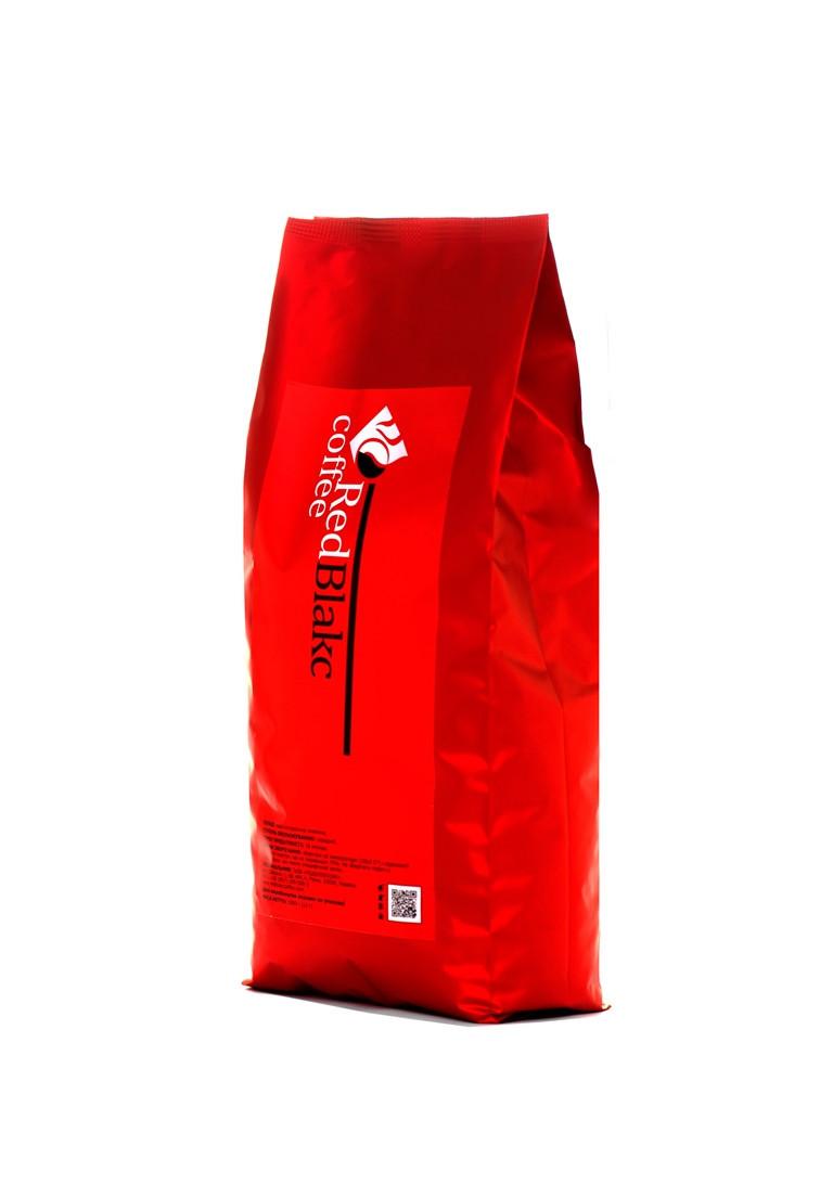 Кофе Топленое молоко RedBlakcCoffee в зернах 1000 г