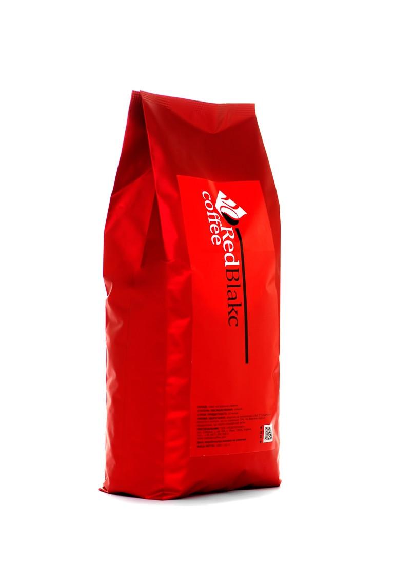 Кофе Топленое молоко RedBlakcCoffee в зернах 1000 г 9