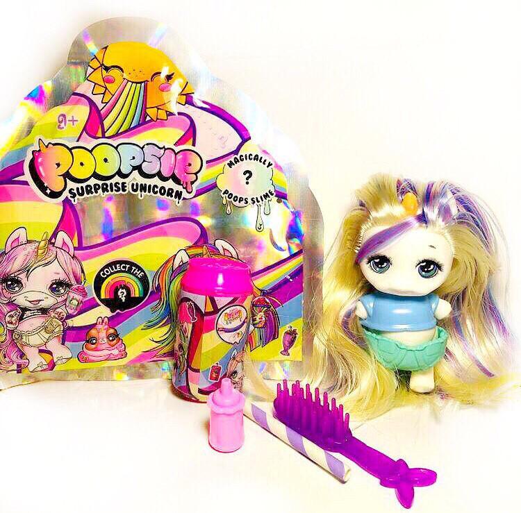 Кукла Poopsie  Единорог Unicorn Slime - Кукла Пупси Единорог со слаймом / аналог