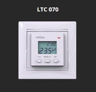 Терморегулятор Vega LTC 070 ( Програматор ) Украина