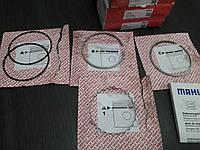 Кольца поршневые +0.50mm MAHLE 011 06 N1 d78.10mm на 1 цилиндр, 2-й ремонт OPEL (1.5/1.5/3) 1.2/1.4,