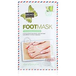 CMD-050 Маска-шкарпетки для ніг з екстрактом алое (відлущуюча, відновлююча)