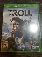 [Новый диск] Игра для Xbox One Troll and I