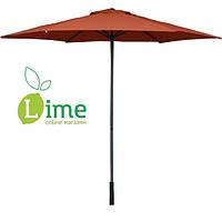 Зонт садовый из полиэстера 2.5 м FNGB-02