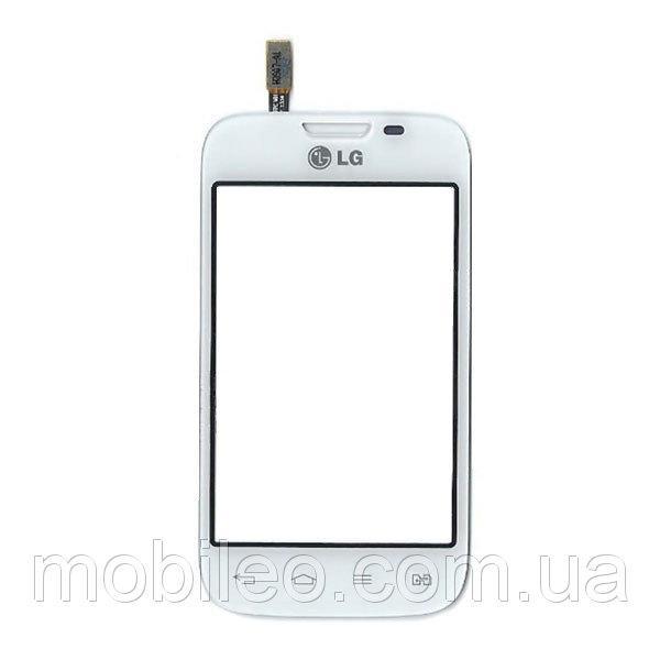 Сенсорный экран (тачскрин) LG D170 Optimus L40 white