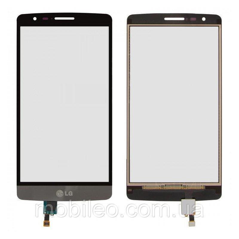 Сенсорный экран (тачскрин) LG D724 G3s Dual черный (TESTED)