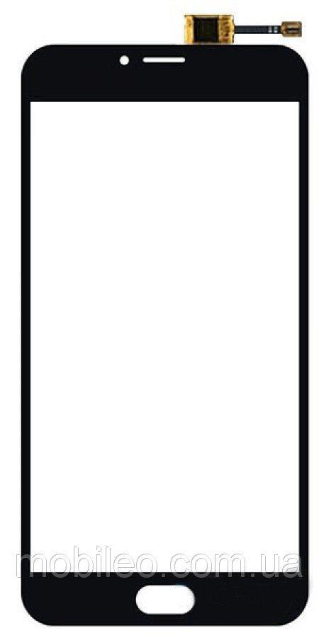 Сенсорный экран (тачскрин) Meizu U20 black