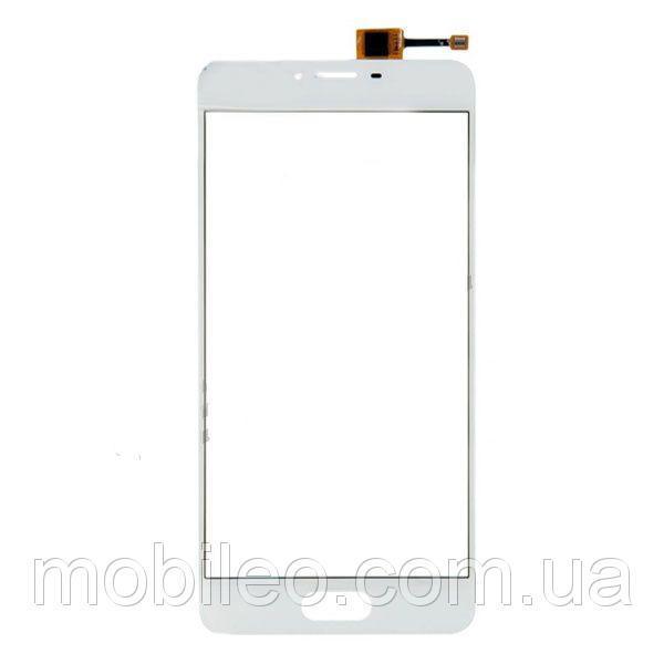 Сенсорный экран (тачскрин) Meizu U20 white