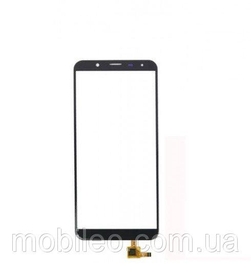 Сенсорный экран (тачскрин) Oukitel K5000 чёрный