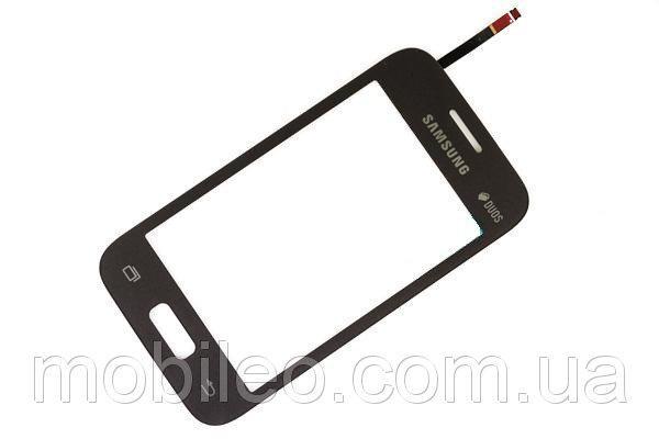 Сенсорный экран (тачскрин) Samsung G130E Galaxy Star 2 G130H G130HN серый оригинал