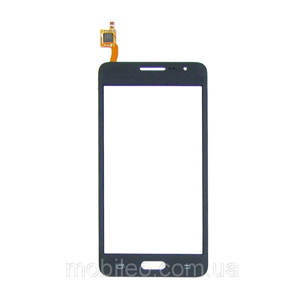 Сенсорный экран (тачскрин) Samsung G531H Grand Prime VE G531DS серый оригинал