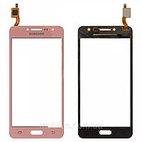 Сенсорный экран (тачскрин) Samsung G532 Galaxy J2 Prime pink
