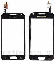 Сенсорный экран (тачскрин) Samsung I8160 Galaxy Ace 2 чёрный оригинал