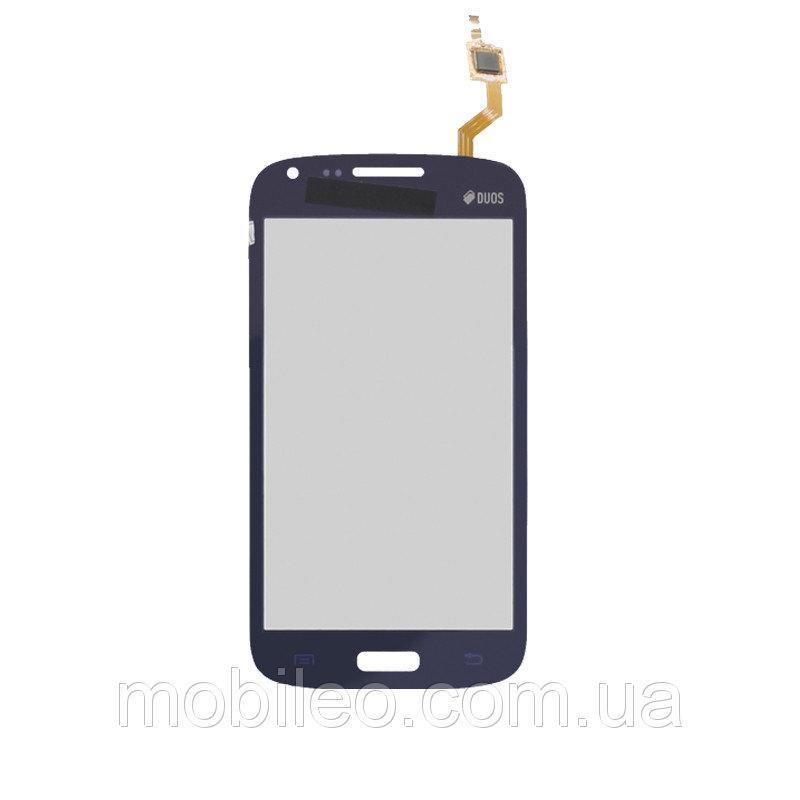 Сенсорный экран (тачскрин) Samsung I8262 Galaxy Core I8260 синий оригинал