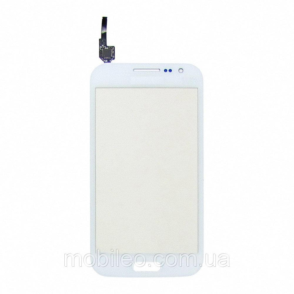 Сенсорный экран (тачскрин) Samsung I8552 Galaxy Win I8550 белый