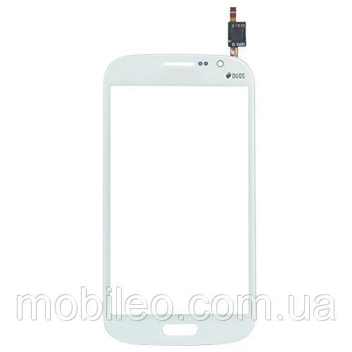 Сенсорный экран (тачскрин) Samsung I9062 Galaxy Grand Neo I9060 белый