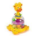 Детская игрушечная юла с погремушками, три вида, фото 5