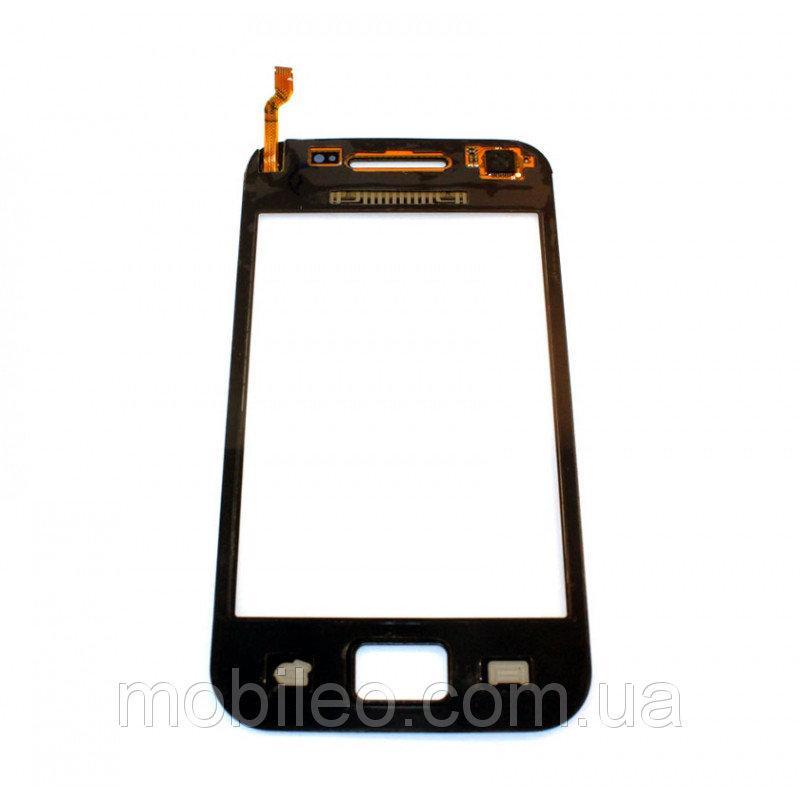 Сенсорный экран (тачскрин) Samsung S5830i Galaxy Ace чёрный копия