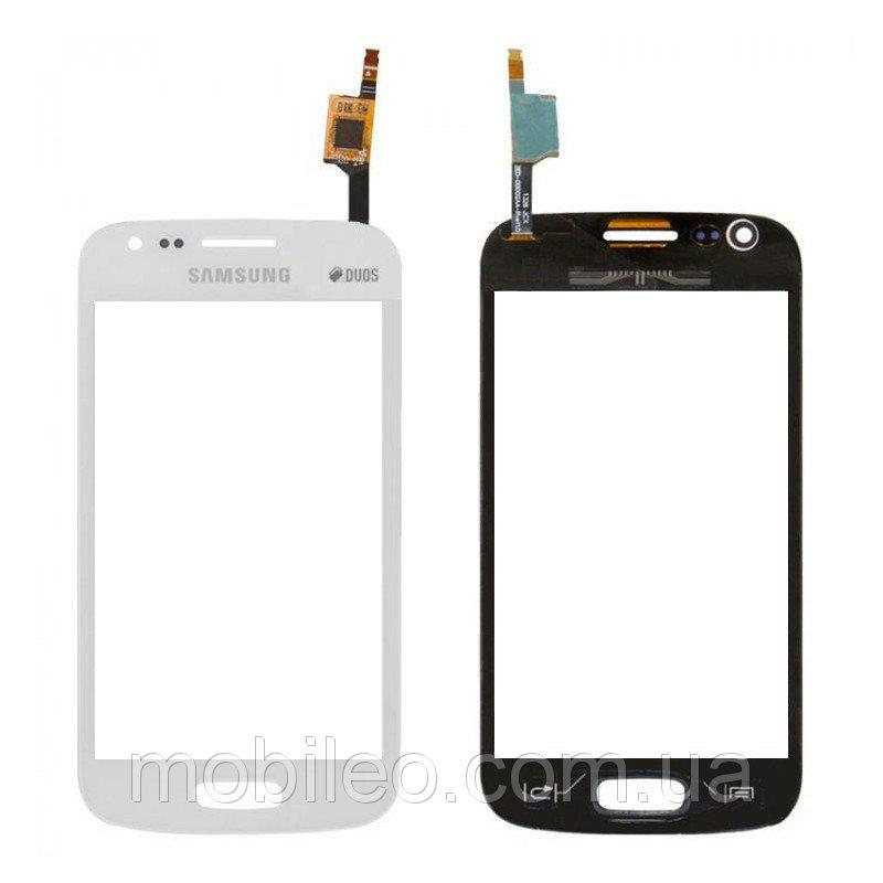Сенсорный экран (тачскрин) Samsung S7270 Galaxy Ace 3 S7272 S7275 белый оригинал
