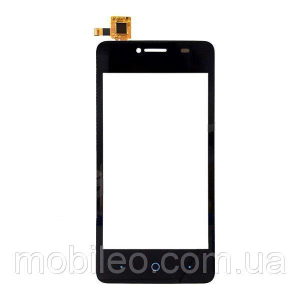 Сенсорный экран (тачскрин) Zte Blade A5 A5 Pro черный