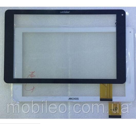 Сенсорный экран (тачскрин) для планшета Archos 101d Platinum (256156) белый