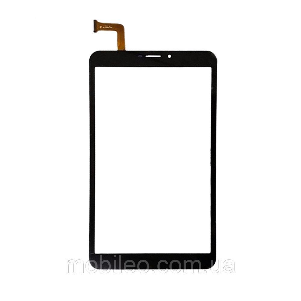 Сенсорный экран (тачскрин) для планшета Archos 80b Xenon 3G (204120) чёрный