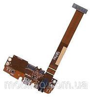 Шлейф для LG H955 Optimus G Flex 2 с разъемом зарядки, разъемом наушников, микрофоном