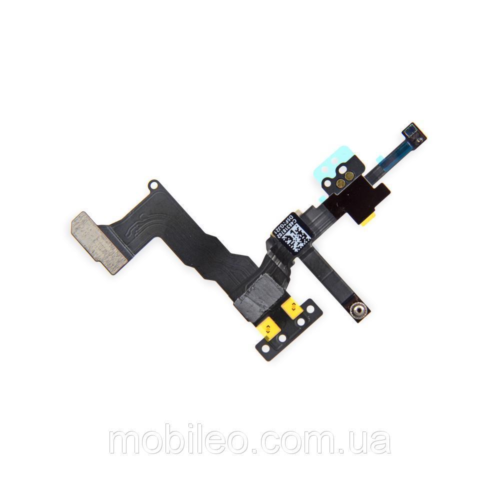 Шлейф для Apple iPhone 5c с фронтальной камерой и датчиком приближения