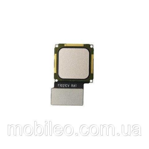 Шлейф для Huawei Nova | CAN-L01 | CAN-L11, с сканером отпечатка пальца, золотой