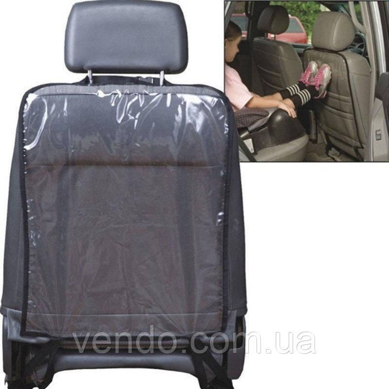 Автомобильный органайзер на спинку переднего сиденья