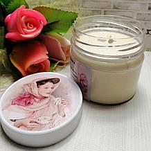 Крем мыло-суфле с облепиховым маслом.