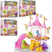 Игровой Домик Pony пони 6628  / Замок для пони с аксессуарами