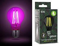 Лампа Gauss LED Fito Filament A60 6W E27