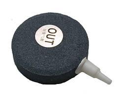Аквариумный распылитель воздуха SunSun ZY-0100 таблетка 10 см