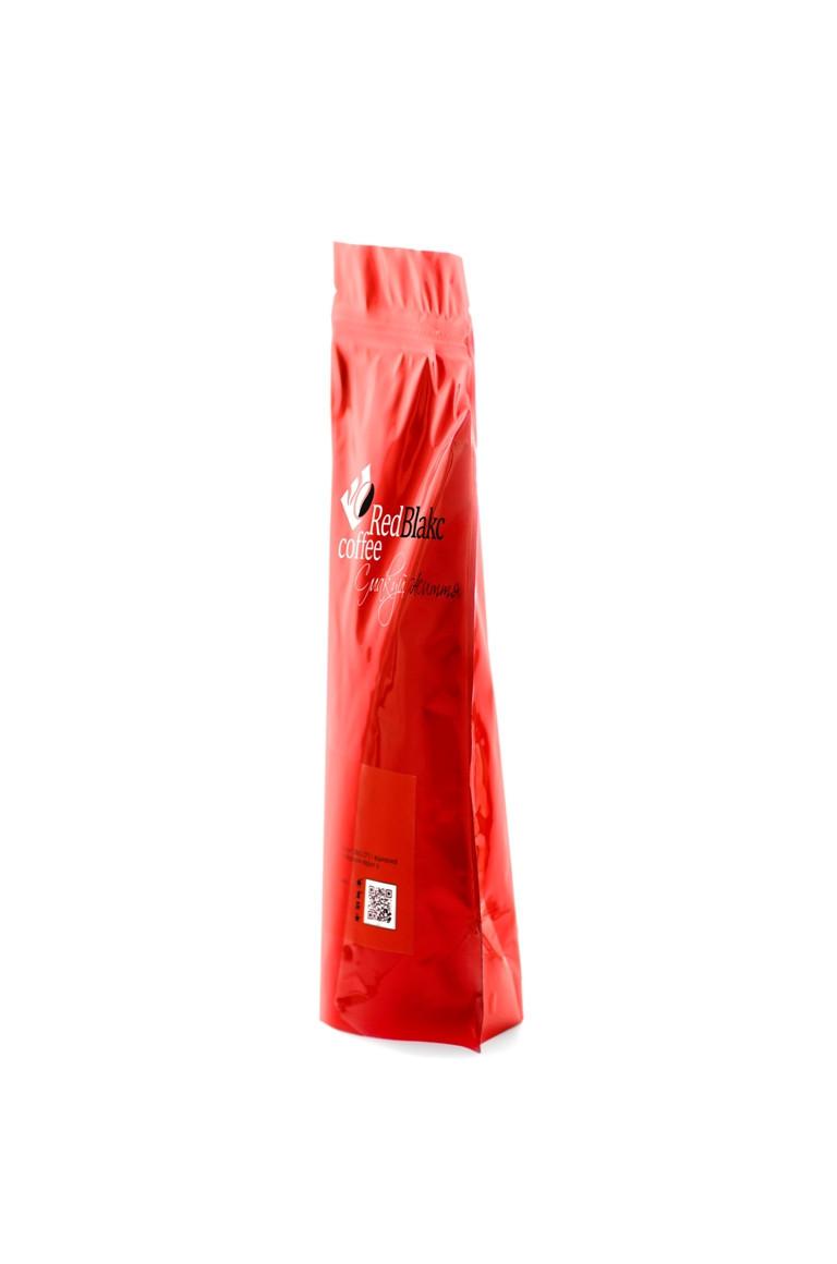 Кофе Вишня с коньяком RedBlakcCoffee в зернах 100 г 3