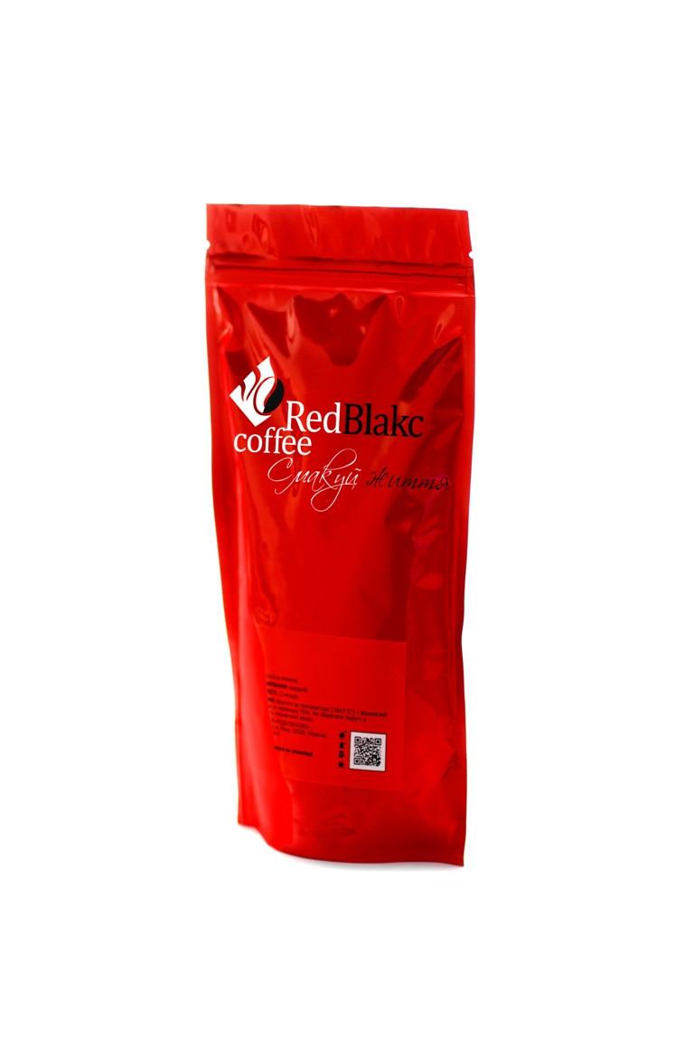 Кофе Капучино RedBlakcCoffee в зернах 100 г 2