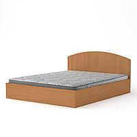 Кровать с матрасом 140 бук Компанит (144х202х75 см)