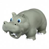 Тrixie Hippo Latex бегемот, 17см