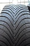 Шины б/у 215/60 R16 Michelin Alpin A5, ЗИМА, 5+ мм, 2016 г., пара, фото 3