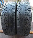Шини б/у 215/65 R16 Pirelli Sottozero, ЗИМА, 5-5.5 мм, пара, фото 5