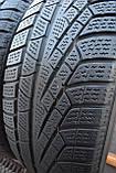 Шини б/у 215/65 R16 Pirelli Sottozero, ЗИМА, 5-5.5 мм, пара, фото 4