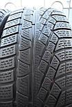 Шини б/у 215/65 R16 Pirelli Sottozero, ЗИМА, 5-5.5 мм, пара, фото 7
