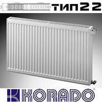 Стальной радиатор Korado Radik Klasik 22 500-2000