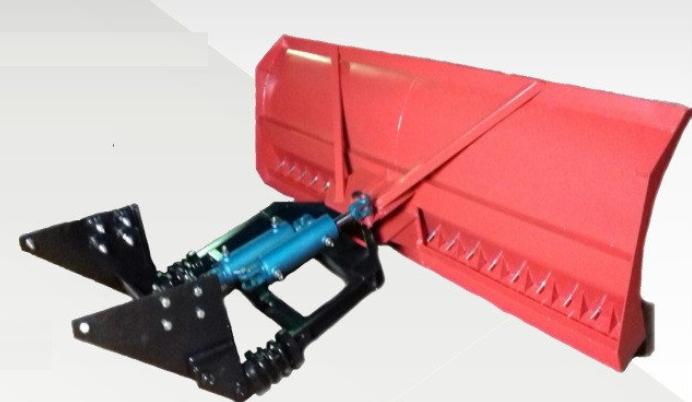 Отвал снегоуборочный для тракторов: МТЗ-80, МТЗ-82, МТЗ-892, МТЗ-920, МТЗ-921, МТЗ-1025, ЮМЗ гидравлический