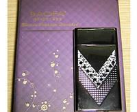 Подарочная Зажигалка Baofa 3891 Стильный подарок для мужчины Огонь всегда при себе Новинка со стразами Успей